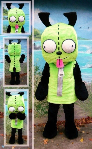 Invader Zim Costumes For Sale