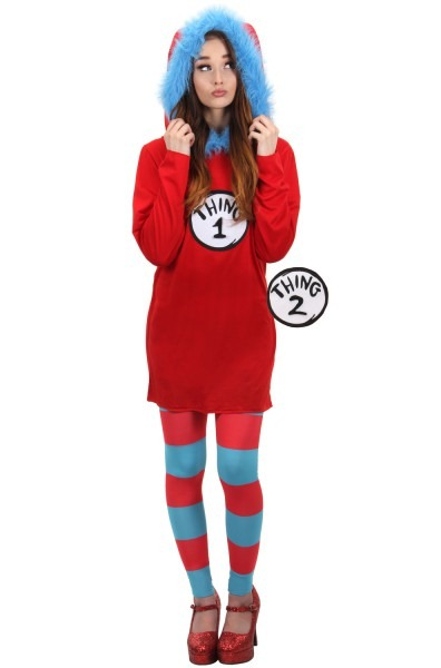 Dr  Seuss Cat In The Hat Costumes
