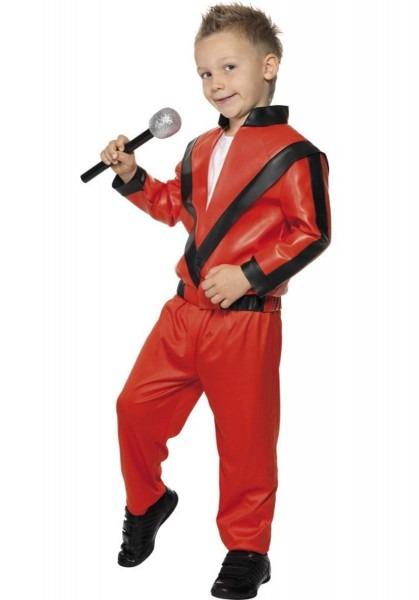 Child Michael Jackson Thriller Costume
