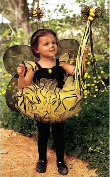 Buzzy Bee Toddler Child Costume