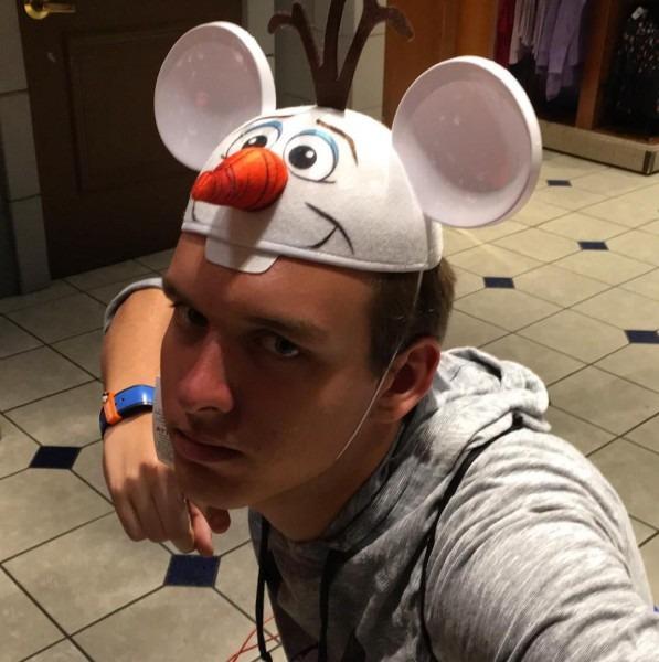 Olaf Mickey Ears For Sale At Magic Kingdom   Disney  Frozen  Wdw