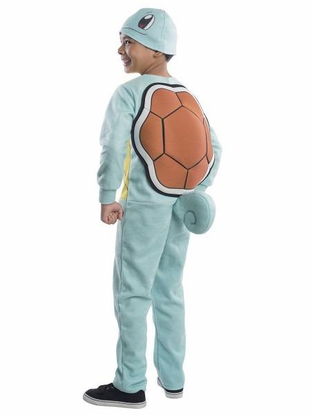 Pokémon Kids Squirtle Costume