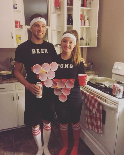 The Beer To My Pong …