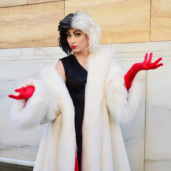 Easy Simple Halloween Costumes For Women   Fabulous Simple