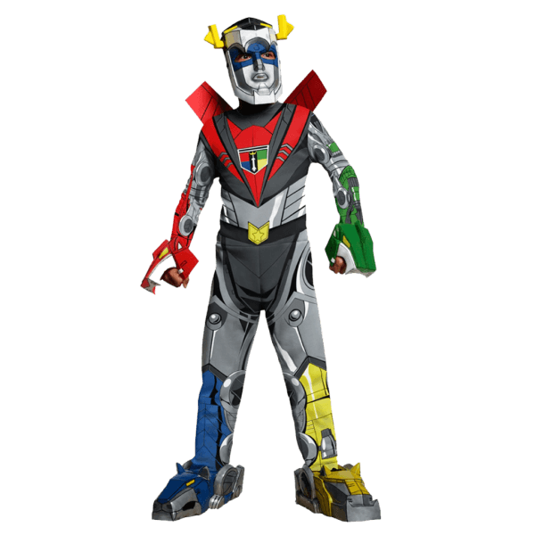 Voltron Force Kids Costume