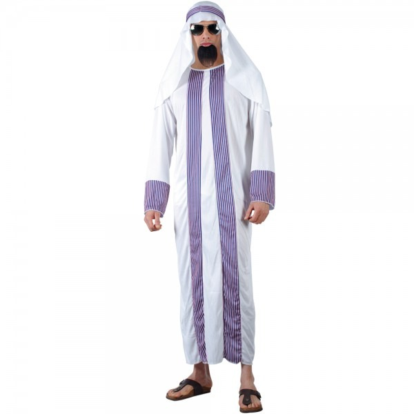 Pictures Of Arabian Costume For Men