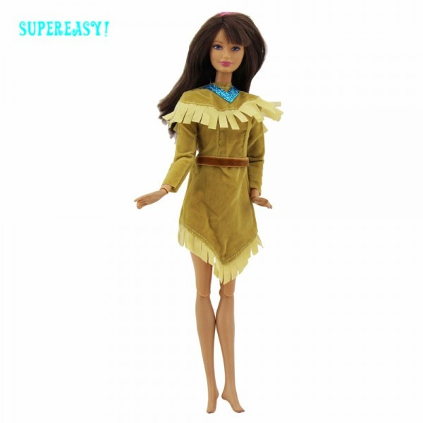 Exotic Indian Dress Long Sleeves Outfit Princess Mini Gown Copy