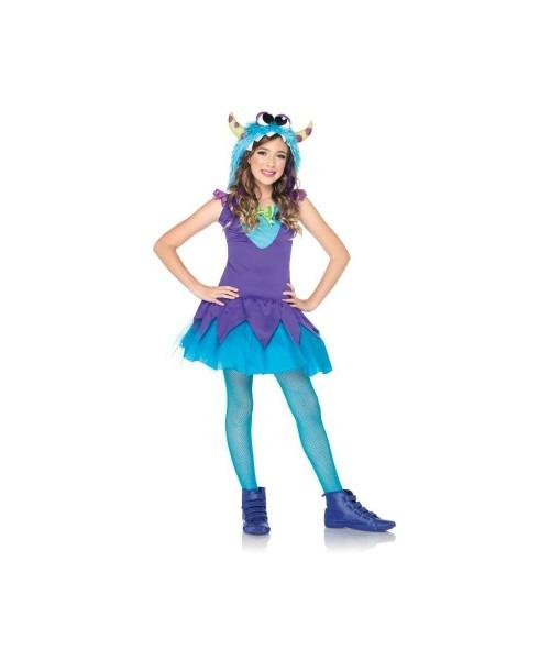 Cross Eyed Carlie Monster Girl Costume