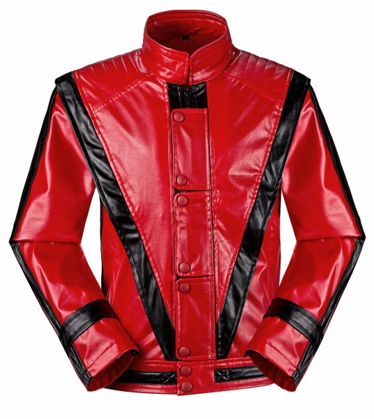 Men Women Kids Michael Jackson Costume Billie Jean