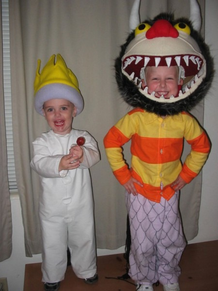 Wild Things Costumes (with Pictures)
