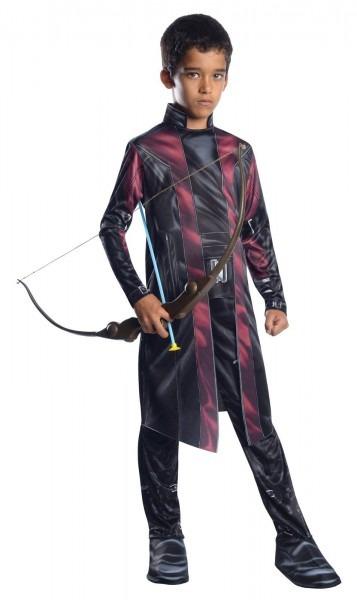 Avengers 2 Boys Deluxe Hawkeye Costume