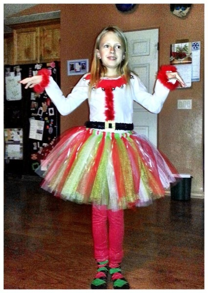 Homemade Elf Costume For A Play At School By Kristy )