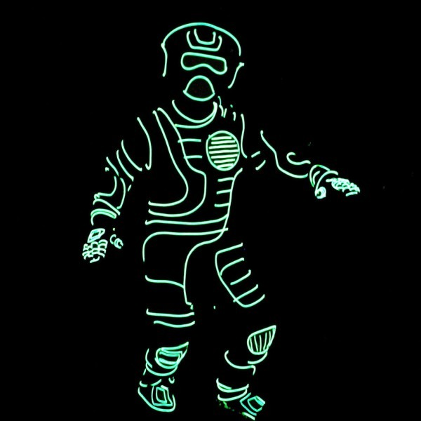Light Up Costume  6 Steps (with Pictures)