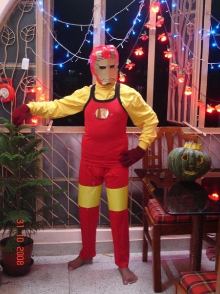 My Iron Man Classic Halloween Costume