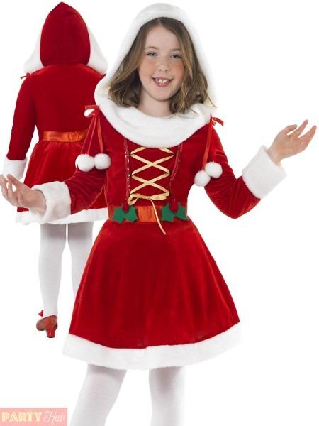 Child Santa Costume New Products 98c16 136dc