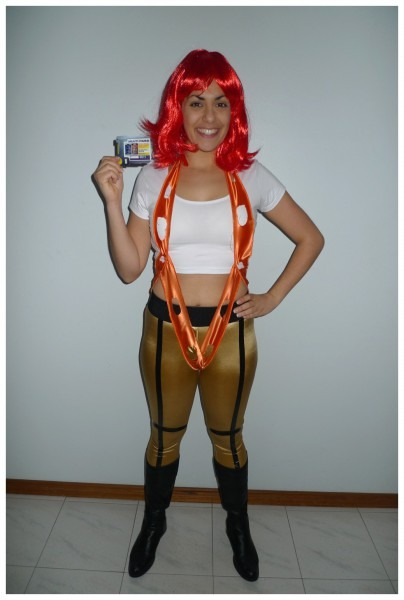 The Fifth Element Costume