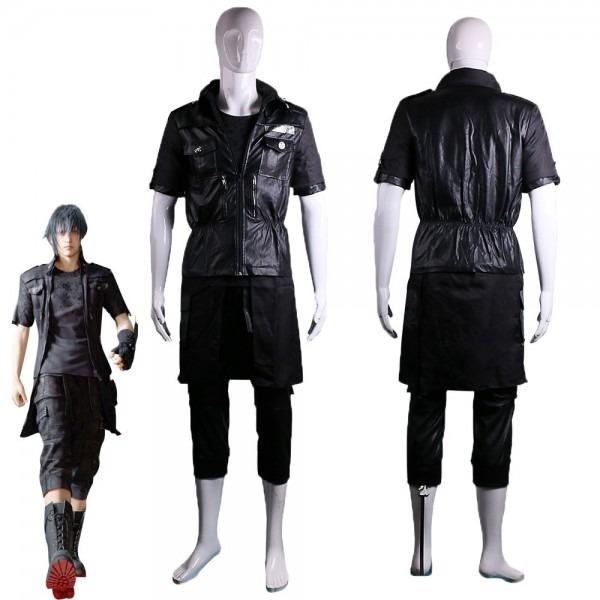 Final Fantasy Xv Noctis Lucis Caelum Ff15 Anime Cosplay Costume