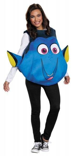 Finding Nemo Dory Fish Adult Costume