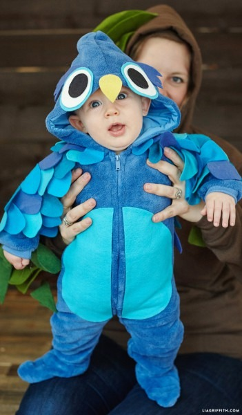 High End Baby Halloween Costumes & Incharacter Cuddly Cappuccino