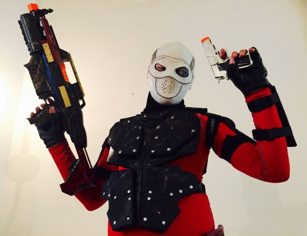 How To Make A Deadshot Costume  6 Steps