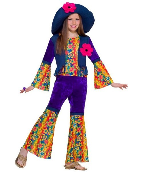 Flower Kids Costume
