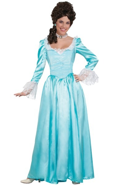 Plus Size Historical Costumes