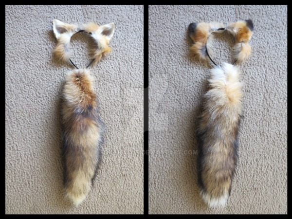 Fox Ears And Tail For Sale By Fox