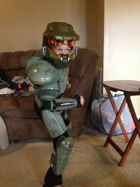 Halo 3 Master Chief Under $50  5 Steps (with Pictures)