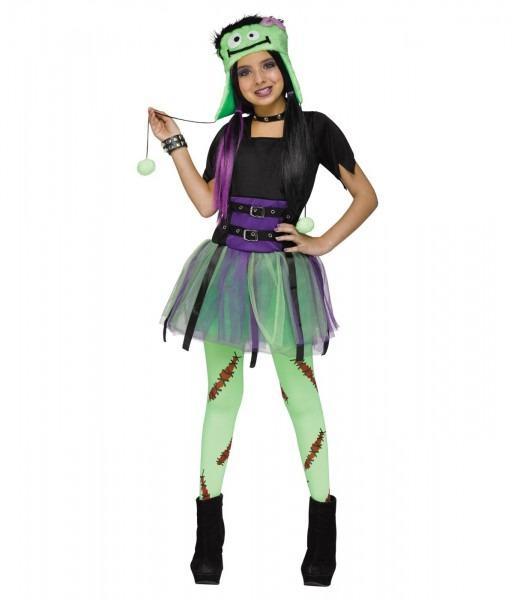 Frankenstein Cute Monster Costume