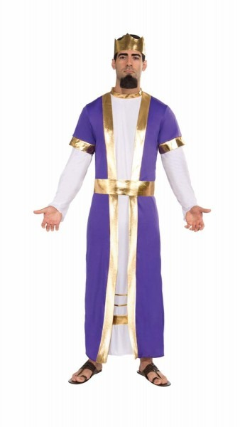 Biblical King Costume Adult