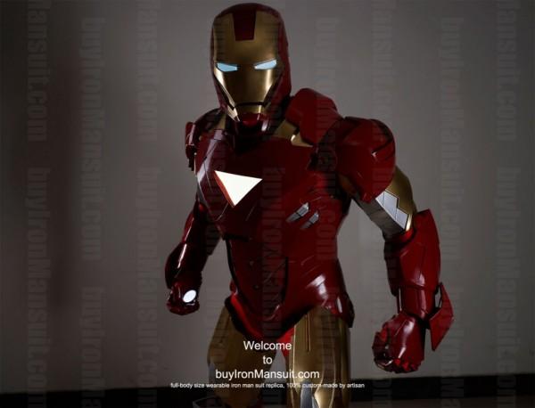 Buy Iron Man Suit, Halo Master Chief Armor, Batman Costume, Star