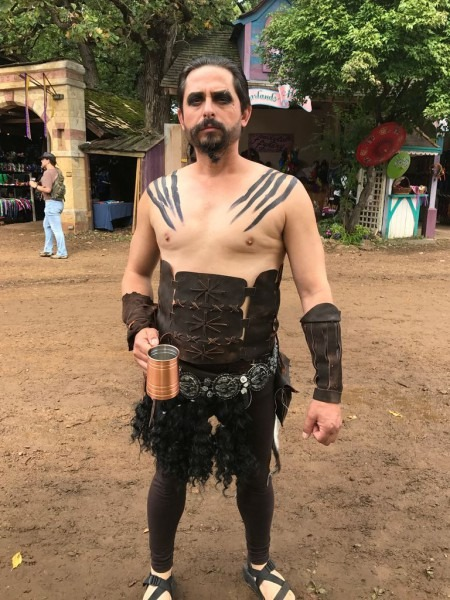 Khal Drogo Game Of Thrones Costume  7 Steps (with Pictures)