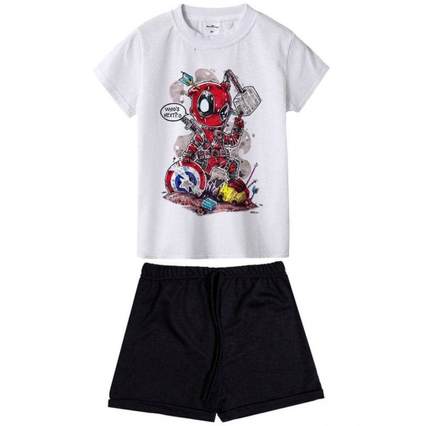 Detail Feedback Questions About Funny Deadpool Boy Girl Kids