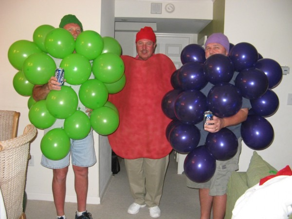 Gallery For Fruit Of The Loom Costumes Homemade, Fruit Of The Loom