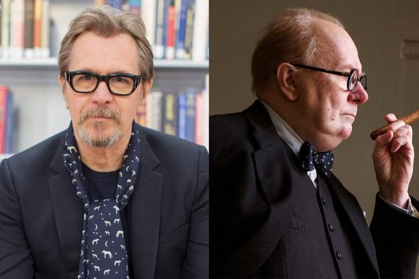 The Incredible Lengths Gary Oldman Went To Become Winston