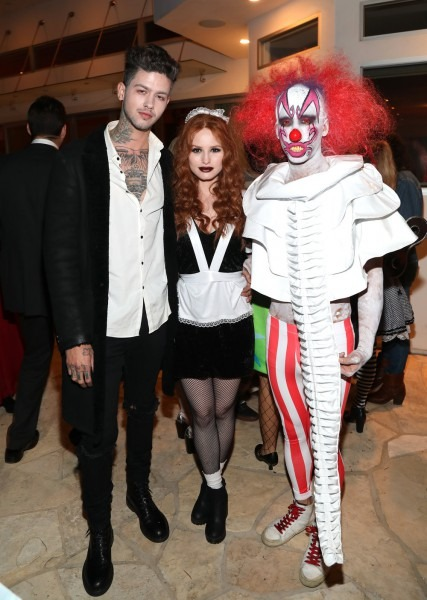 Pictures Of Celebrity Couples Halloween Costumes 2017