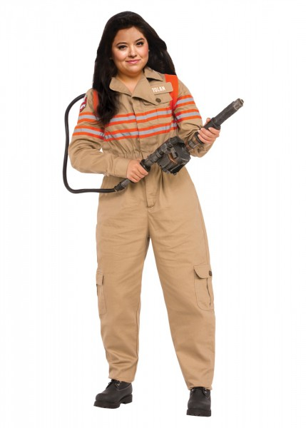 Ghostbusters Plus Size Women Theatrical Costume