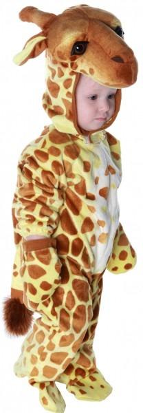 Giraffe Costumes (for Men, Women, Kids)