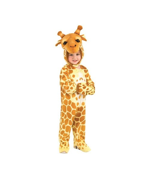 Giraffe Toddler Kids Costume