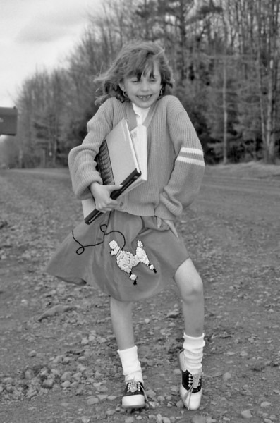 File Girl Wearing Poodle Skirt Jpg