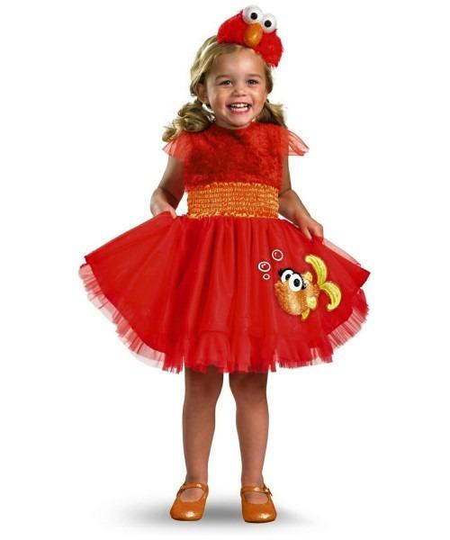 Frilly Elmo