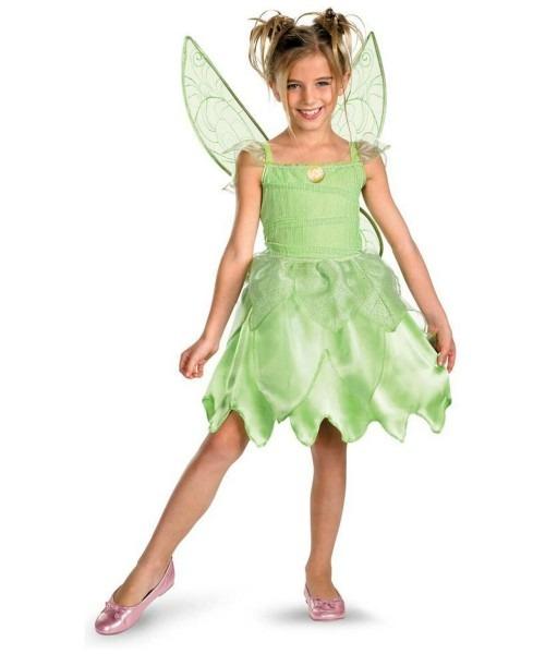 Tinkerbell Disney Kids Costume