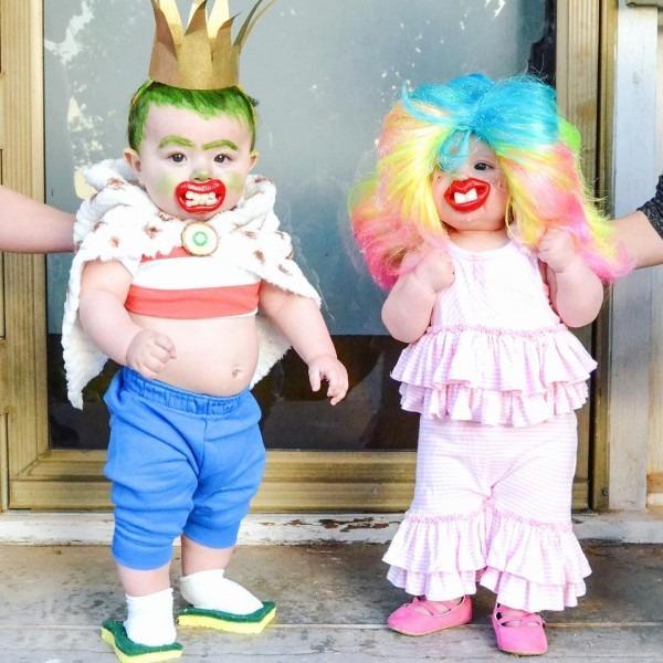 50 Inspirational Glitter Troll Costume