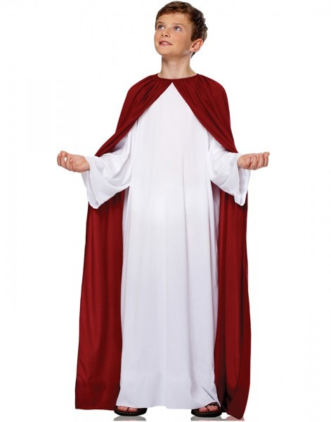 Jesus Christ Boys Religious Biblical Nativity Halloween Costume