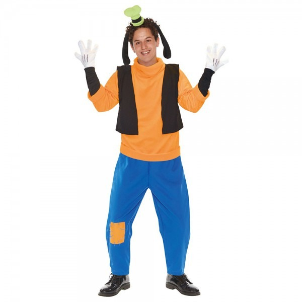 Goofy Halloweenume Funnyumes For Men Women Tremendous Adult