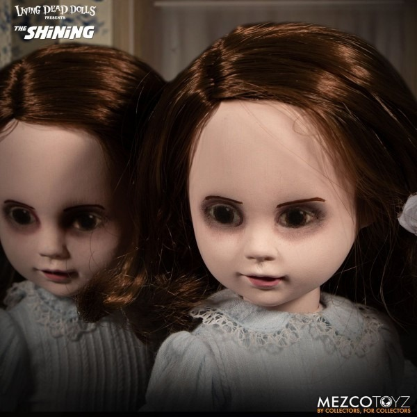 Mezco Toyz Shares First Images Of 'the Shining' Talking Grady