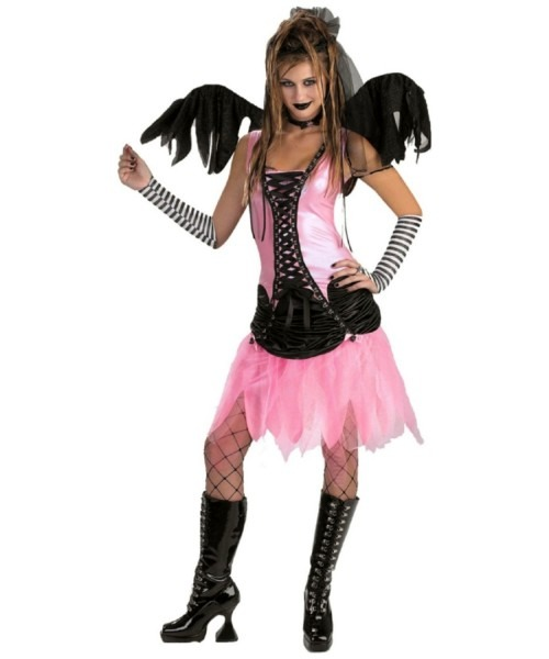 Graveyard Fairy Costume