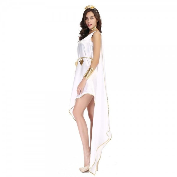 Greek Goddess Costumes Venus Aphrodite Ladies Costume Adult Roman