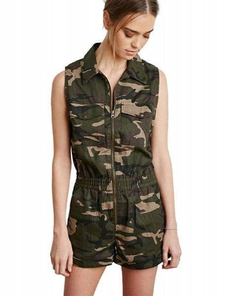Amazon Com  Haoduoyi Womens Costumes Military Navy Camouflage