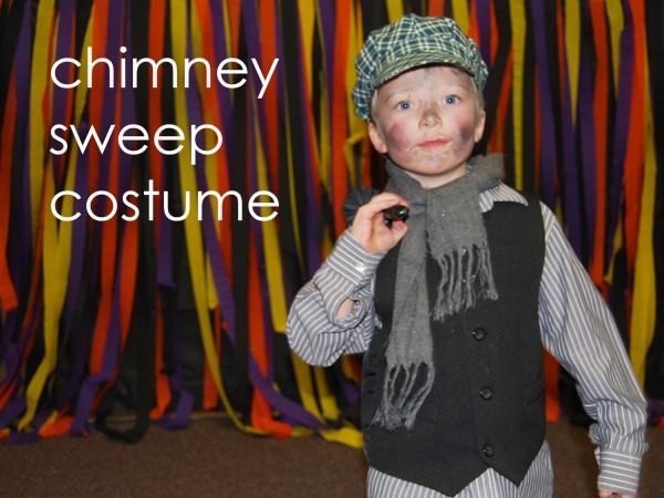 Wooden Toys Blog, Little Sapling Toys  Chimney Sweep Costumes, 2011
